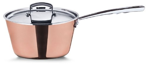 Pensofal Reserve Sauce Pan with Stainless Steel Lid, 6-1/2