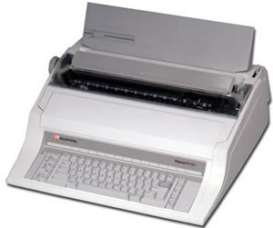 Royal POWERWRITER Adler-Royal 17 Inch HD Electronic Typewriter