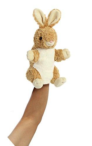 Aurora World Hand Puppet Betsey Bunny Plush ()