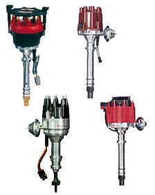 MSD Ignitions 8577 351C-460 Pro Billet Distributor Ford E-Series 1978-1978 ()