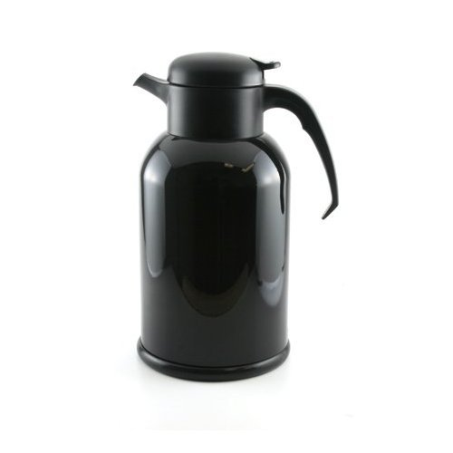 Kenco Kenco Thermal Carafe、ブラック B000Q9339A Thermal B000Q9339A, Happy×Hunter:fc628b72 --- ijpba.info