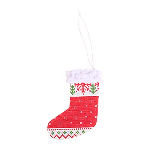 Outdoor Lighted Santa Boots in US - 6