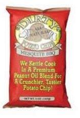 Dirty Potato Chips Mesquite BBQ (12x5 Oz)