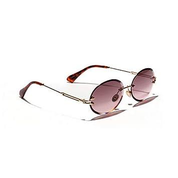 Amazon.com: Gflotusas - Gafas de sol ovaladas para mujer ...