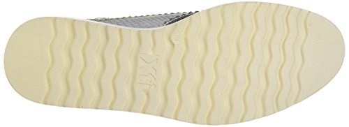 Oxford Argento XTI Donna Stringate Scarpe Platinium 47799 ARBZB1q4
