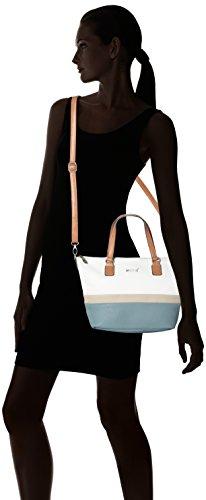 Blue Con Azul Mhz Mustang Pittsburg Emma Handbag Carteras Mujer Mano light Asa De FT6wFqA