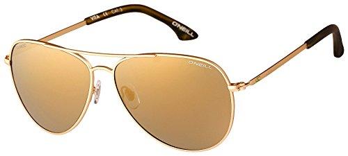 O'Neill Vita 001P Polarized Aviator Sunglasses, Matte - Glasses Oneil