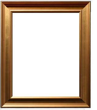 Amazoncom 35x35 35 X 35 Elegant Gold Solid Wood Frame With Uv