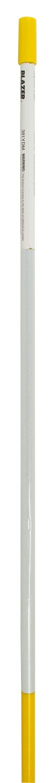 Blazer 381YDM-24 Yellow 48-Inch Fiberglass Pole Reflective Driveway Marker Pack of 24