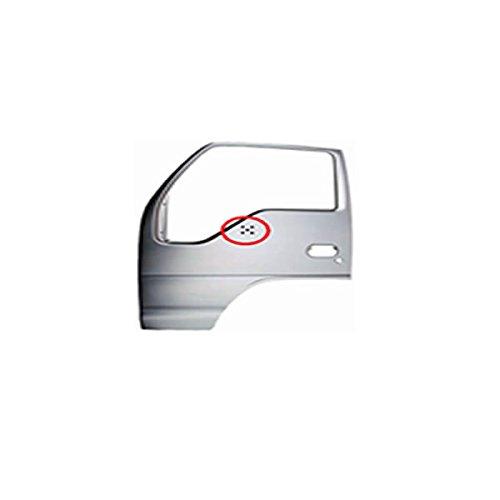 door Skin left side (LH) for Isuzu, NPR, NPR-HD, NQR 1994-2004