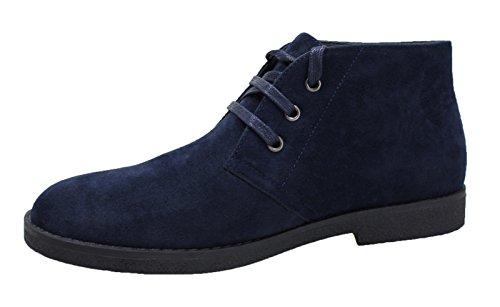 AK collezioni , Herren Sneaker Blau dunkelblau 40