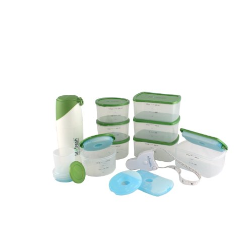 Fit & Fresh Kit with Healthy Snacker and Body Tape Measure