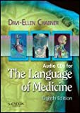 Audio Companion CDs for the Language of Medicine, Chabner, Davi-Ellen, 1416034862