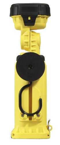 Streamlight 90633 Knucklehead Work Light with 120V AC/DC Piggyback Charger, Yellow