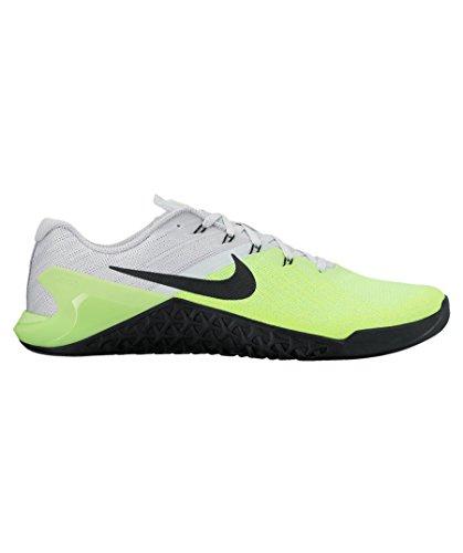 Zapatillas De Entrenamiento Nike Para Hombre Metcon Dsx Flyknit Neon Yellow