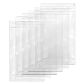 Amazon.com: Tomnk - 300 bolsas de plástico con cierre ...