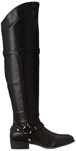 Bericht Signature Geena-light blue-Fashion Damen Overknee Boots