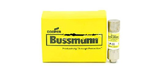 Bussmann CC Fuse LP-CC-5 Time Delay 5 Amp 600Vac Time Delay Fuses (10 PACK)