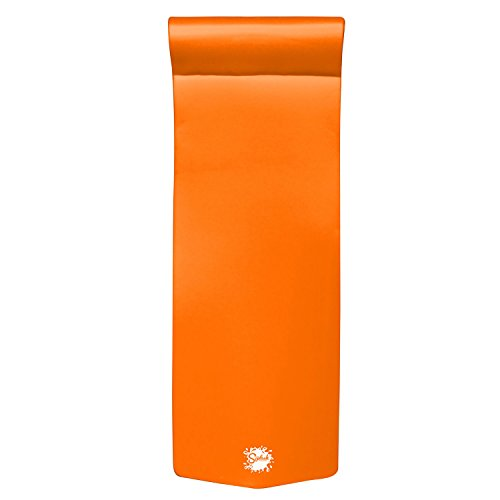 TRC Recreation Splash Pool Float, Orange Breeze