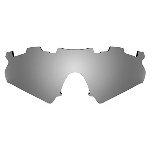 Revant Polarized Replacement Lenses for Oakley M Frame Sweep Vented Titanium -