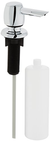 Delta Faucet RP44651 Palo Soap/Lotion Dispenser, - Delta Soap