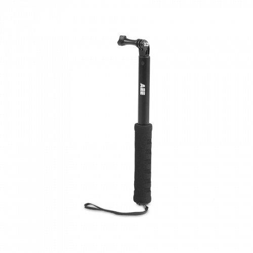"AEE Compact 11.5"" – 35.5"" Telescoping Selfie Stick compatible with GoPro HERO6 Black, HERO5 Black, HERO5 Session"