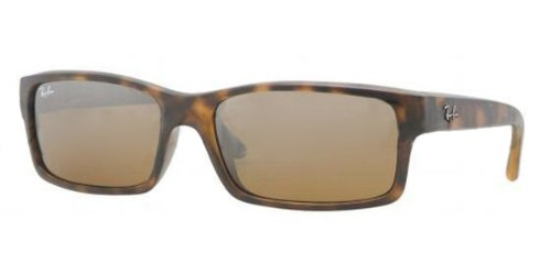 Ray-Ban 4151 894 3K Matte Havana 4151 Rectangle Sunglasses Lens Category 3  Lens c4dd497a8029