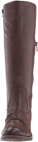 Women's Boot Brown Bt Riding Dark Dallia Baretraps zdIFqHwF