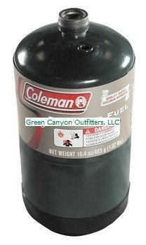 Coleman 332831 Propane 16.4oz Cyl 12 Count