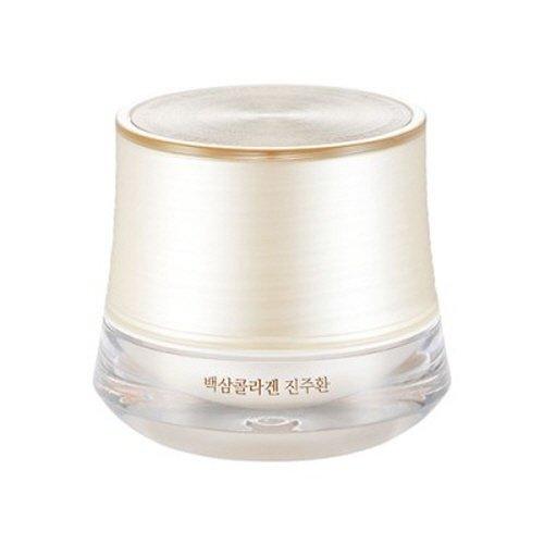 The Face Shop White Ginseng Collagen Pearl Capsule Cream 50g Facial Cream Original Korea