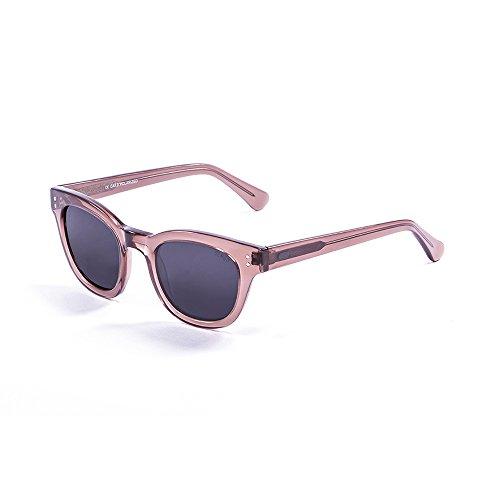 Ocean Sunglasses Santa Cruz Lunettes de soleil Brown/Revo Blue Lens HZJp0VU
