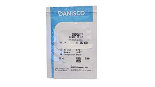 Danisco Penicillium Candidum, ABL to Make Camembert & Brie Cheese, 10 doses