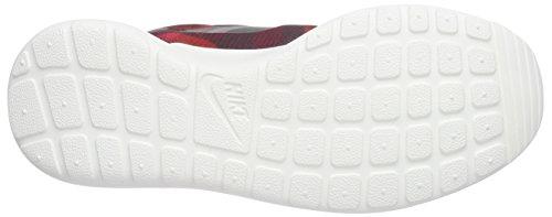 Nike Vrouwen Roshe Run Sneakers Dp Granaat / Blk / Gym Rood / Vry Brry