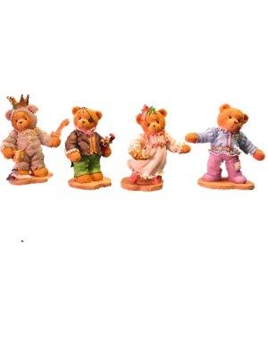 Cherished Teddies Nutcracker Suite Collector's Set 272388 ()