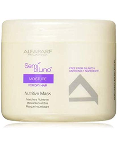 Semi Di Lino Moisture Nutritive Mask 500 Ml