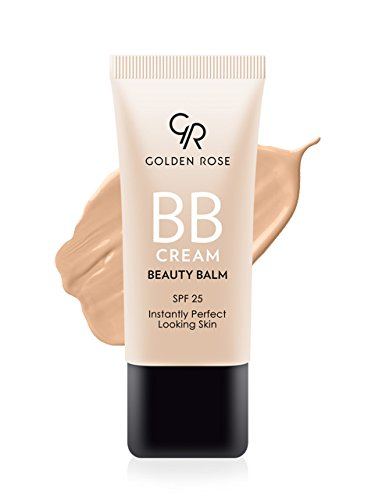 Golden Rose BB Cream with SPF 25, 03-Natural