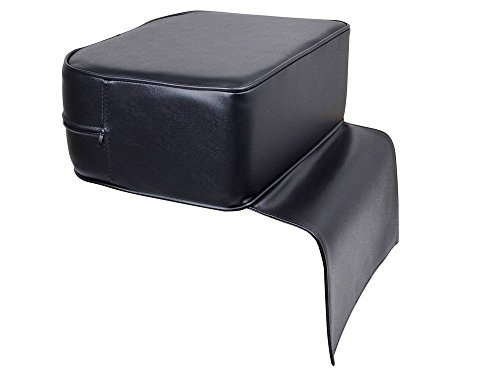 Ediors Black Barber Beauty Salon Spa Equipment Styling Chair Child Booster Seat Cushion (2 Pieces) by Ediors (Image #3)