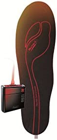 Therm-ic 01 0150 012 Warm Feet Smartpack Set IC 1200 EU Inclusive Thermicsole Classic Black//Red//Silver
