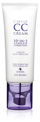 Alterna Caviar 10-in-1 Complete Correction Hair Cream, 2.5 Ounce