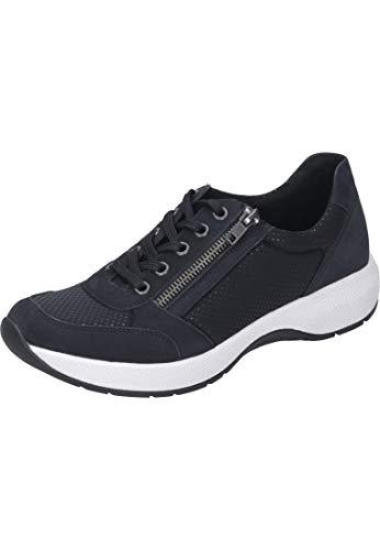 schwarz Noir Femme R8900 Remonte Basses schwarz schwarz Sneakers 01 IqYRwO