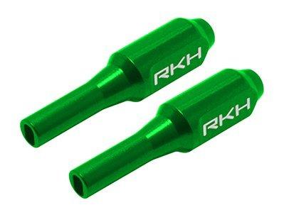 Rakon CNC Aluminum Spindle Tool Set - Blade Nano CPX/CP S GREEN ()