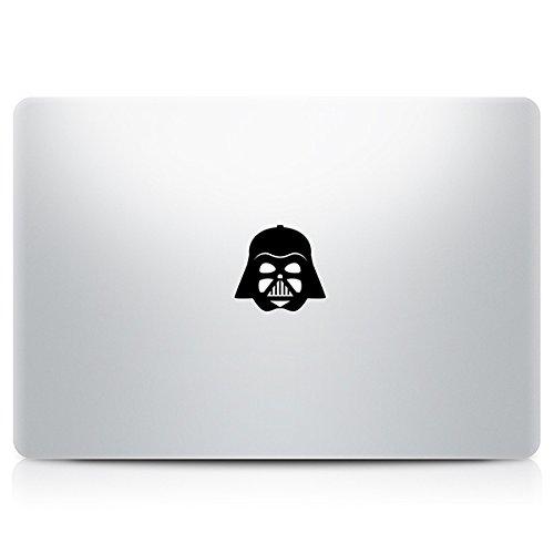 "Price comparison product image Darth Vader Vinyl Decal Sticker Air Pro Mac Laptop Size 11"" 13"" 15"" 17"""