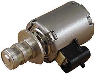 OTSPARTS Solenoid, [4L65E] (Pressure Control) (Force Motor) (Black Connector) 2003-Up BORG WARNER