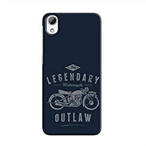 Cover It Up - Legendary Outlaw Desire 826 Hard Case