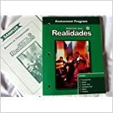 Realidades 3 assessment program 9780130360175 amazon books flip to back flip to front fandeluxe Choice Image