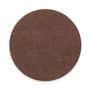 PSA Sanding Disc, AlO, Adhsv, 20in, 100Grit