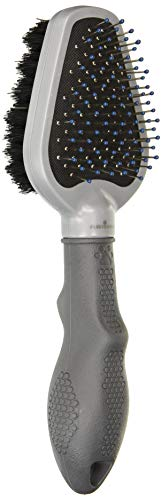 (FURminator Dual Grooming Brush)
