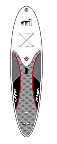 Mistral Standup Paddel Board, SUP Equipe 10'5 inkl. Mistral Spiral Leash line (IPL-Edition)