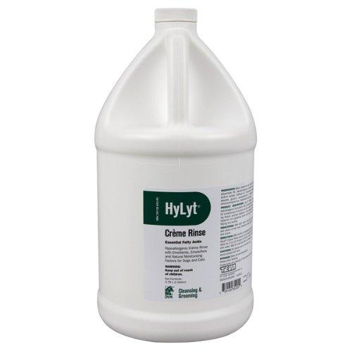 Bayer Animal Health DVM HyLyt Creme Rinse (1 Gallon) by Bayer Animal Health