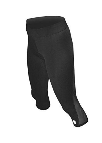 - De Soto Femme Carrera Tri Capri 2019 (Black, X-Large)